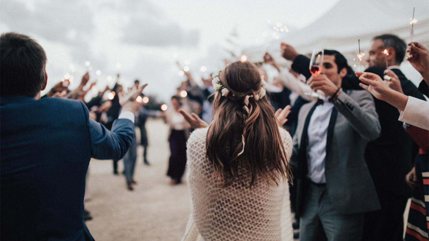 A Different Kind of Wedding
